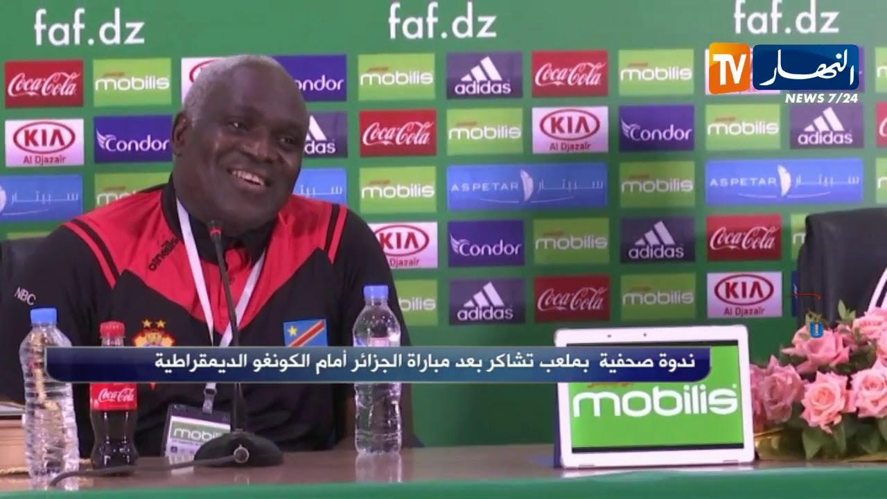 هكذا ردّ بلماضي على مدرب منتخب الكونغو