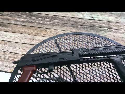 Arsenal SGL-31 vs Saiga 5.45x39 AK-74