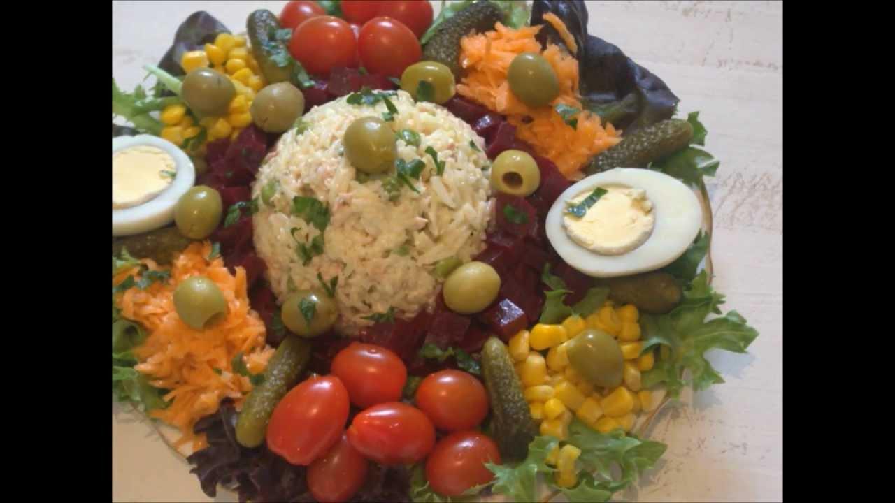 salade composee au riz et thon recette de ramadan 2013. Black Bedroom Furniture Sets. Home Design Ideas