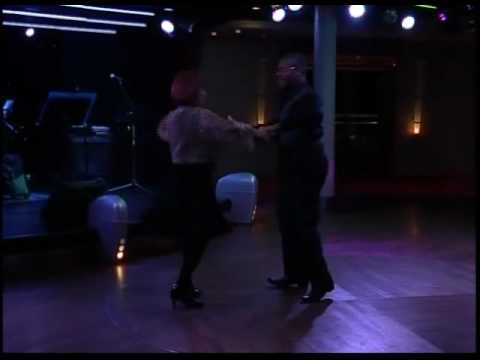 Gaye & Byron dance the Cha Cha on Celebrity Mercury