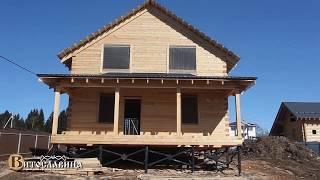 Строительство деревянных домов | Деревянные дома | Дома из бруса