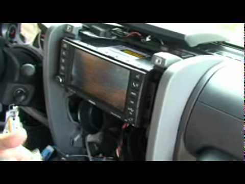 Mygig 2007 Jeep Wrangler Install Youtube
