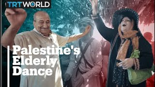 Palestine's eldery dance, sing and celebrate their heritage