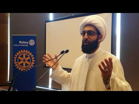Shaikh Mohammad Tawhidi - A Muslim leader's aim to spread peace