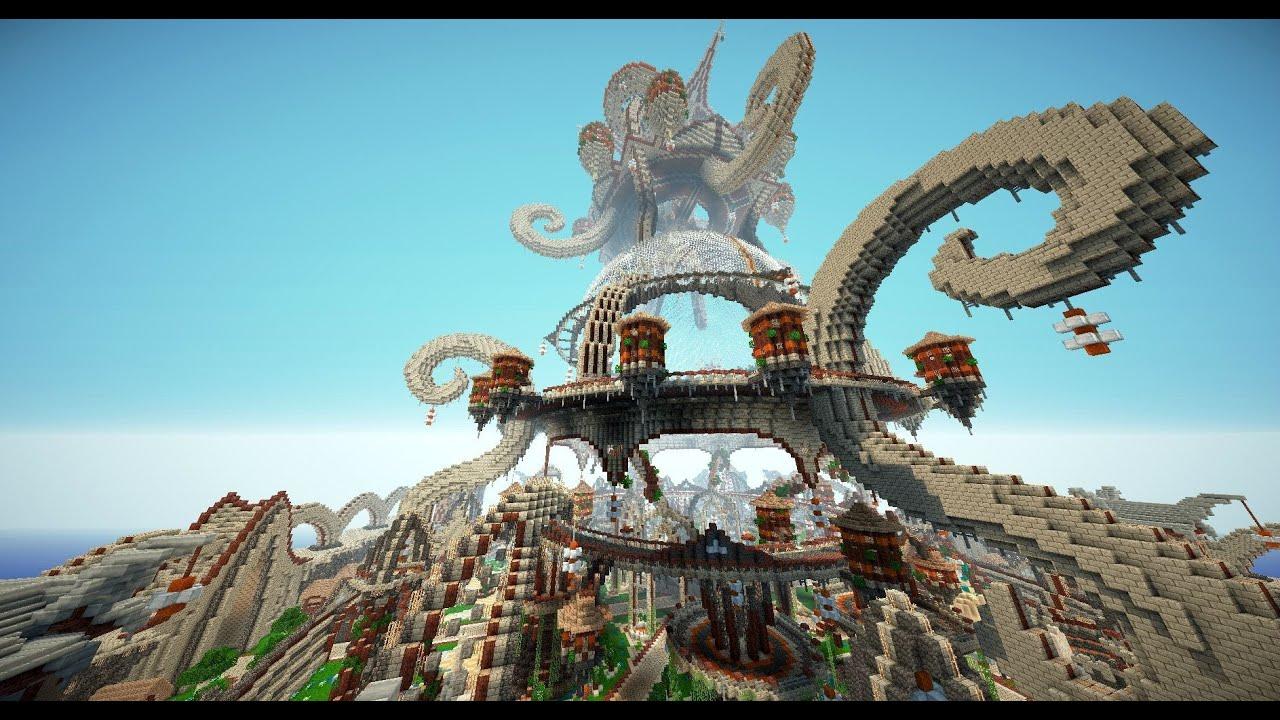 OMG Minecraft Création EXTRAORDINAIRE
