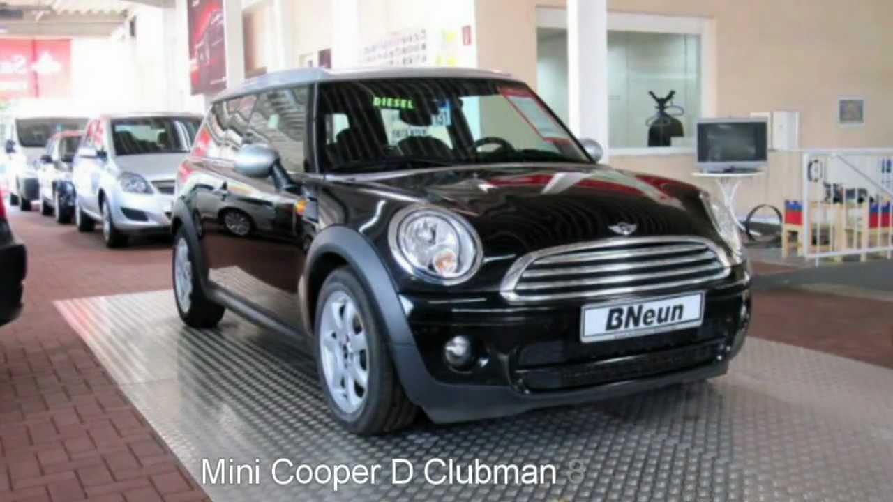 Mini Cooper Cooper D Clubman 2009 Midnight Black Metallic 46184 Www