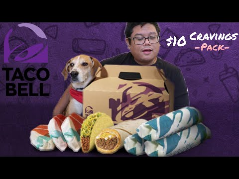 Taco Bell Cravings Pack Worth It?