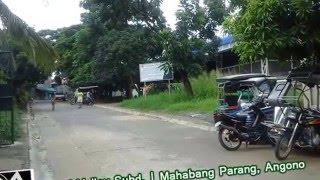 Residential Lot for Sale Mahabang Parang Angono
