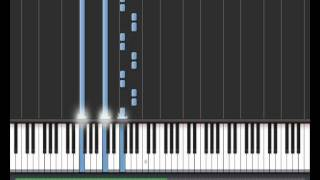 Batman Begins - Eptesicus Hans Zimmer (On Synthesia)