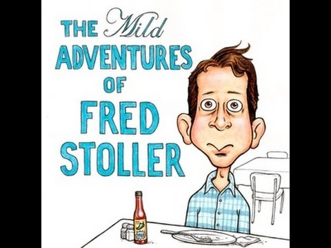 The Mild Adventures Of Fred Stoller: Felipe Esparza & Norm MacDonald Part 1