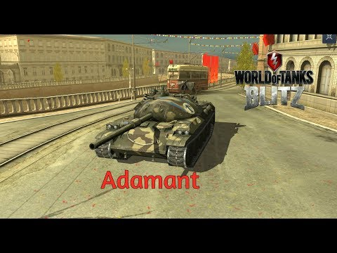 Adamant - World of Tanks Blitz