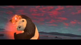 Kung fu Panda 2 pows inner peace