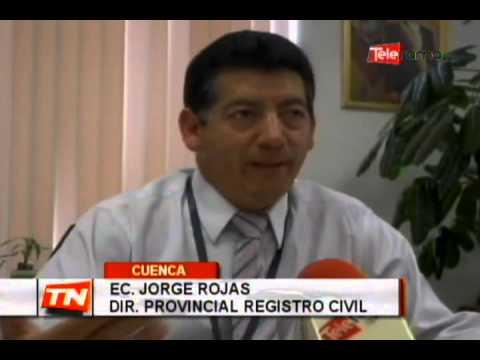 Registro civil amplía servicios
