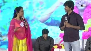 Siva Karthikeyan Speech at Remo Movie Success Meet   Sivakarthikeyan   Keerthy Suresh   E3 Talkies