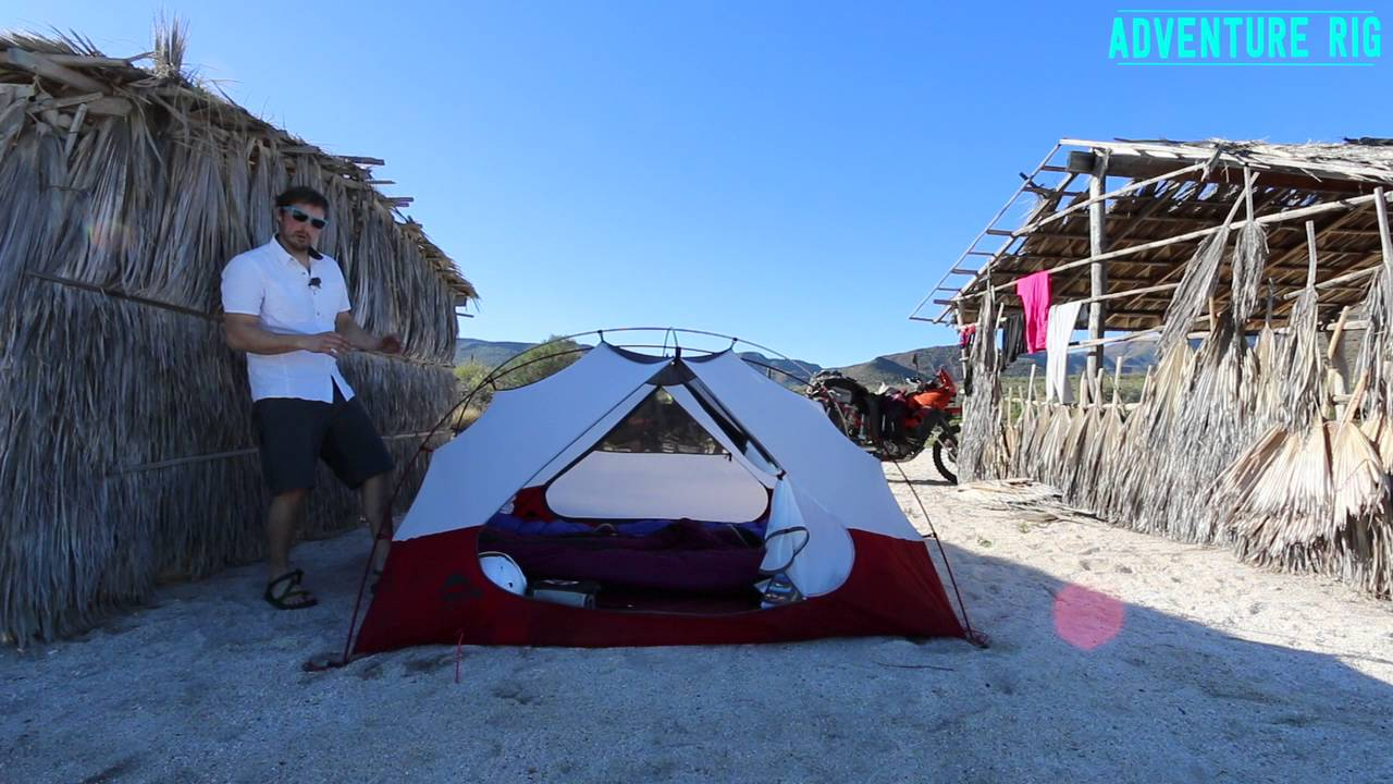 & The Elixir 3 Tent by MSR [Review] - YouTube