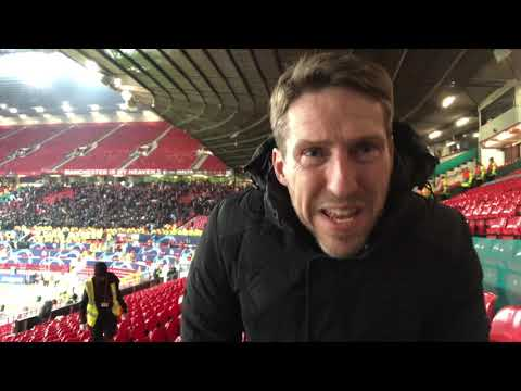 Two min video from Old Trafford for PSG home Mp3