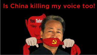 Is China killing my voice