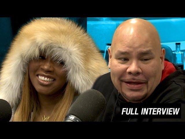 Fat Joe & Remy Ma Interview At The Breakfast Club