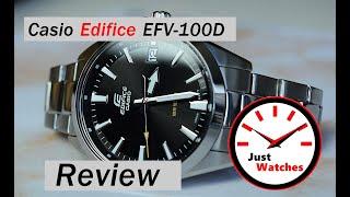 Casio EFV 100D Review