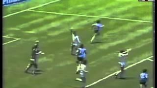Maradona - Bàn tay của chúa