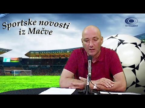 Sportske novosti iz Mačve-Radio Nešvil 15.05.2017.
