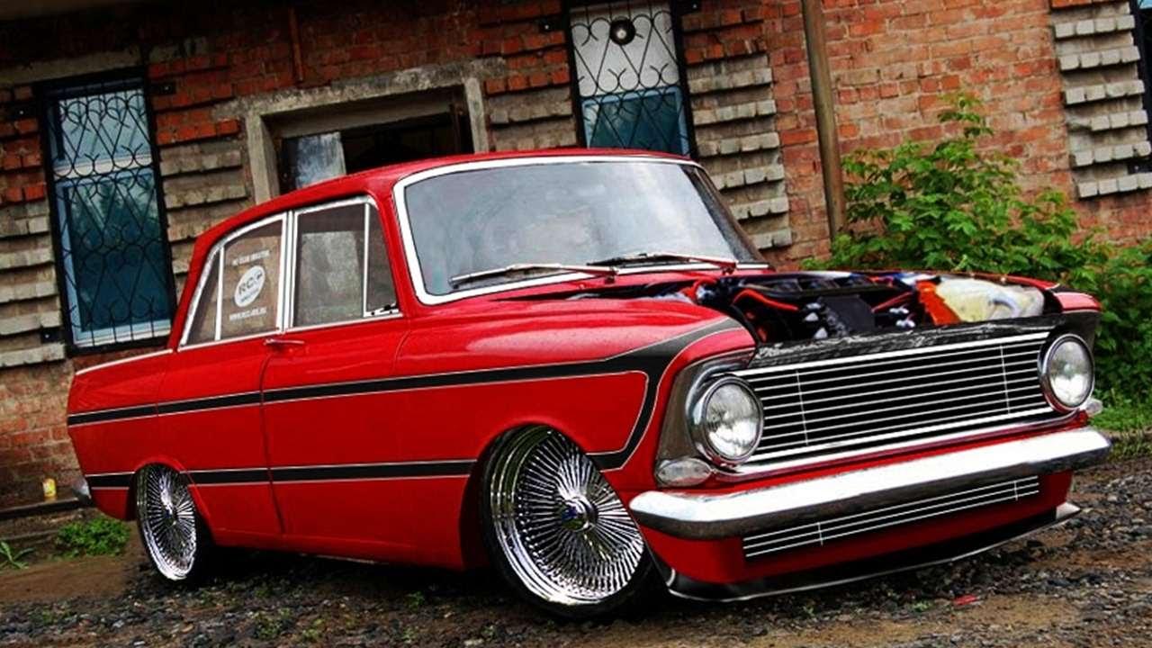 Тюнинг советских машин картинки