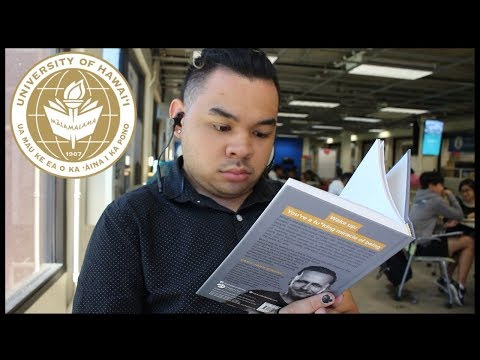 A Day in My Life at Kapiolani Community College