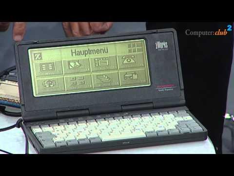 Atari Portfolio und andere alte Computertechnik