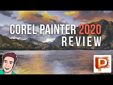 Corel Painter 2020 Review - What's New
