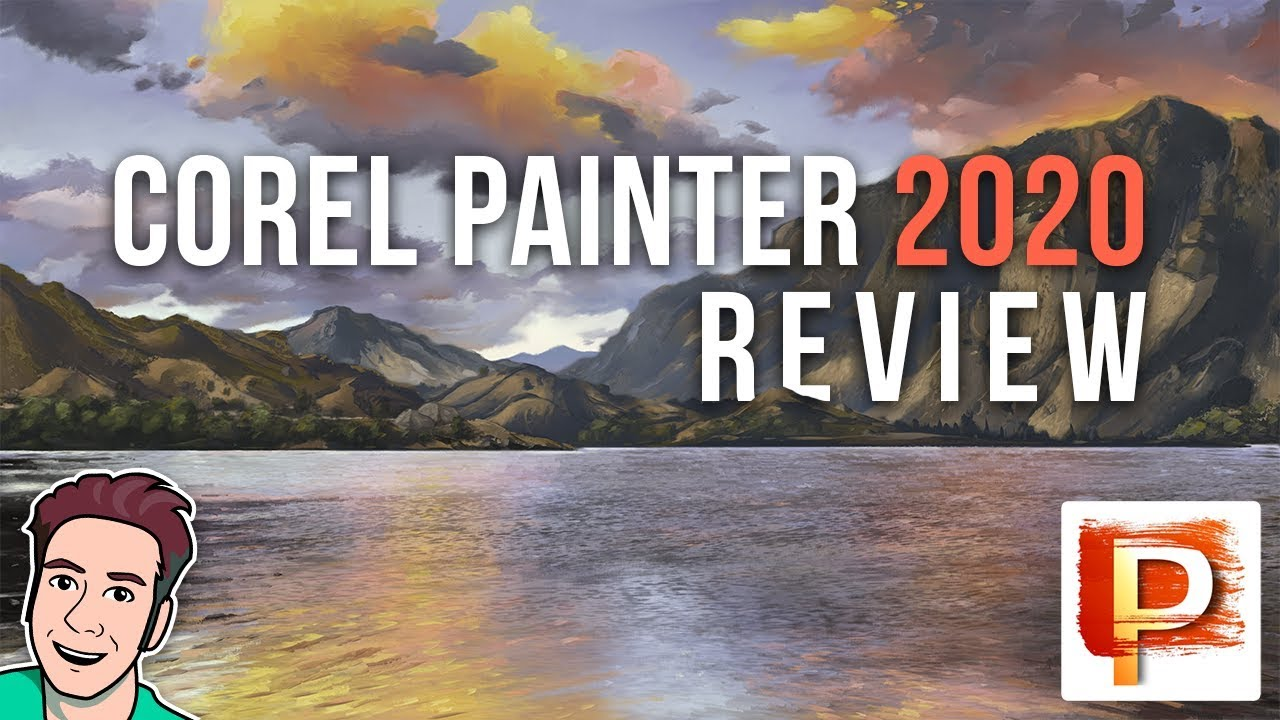 Best Suppressor 2020 Corel Painter 2020 Review   What's New   YouTube