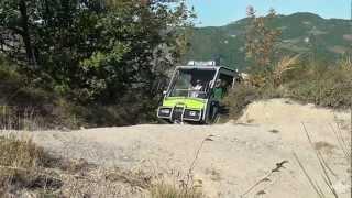 Grillo PK800 4WD - PK1400 4WD