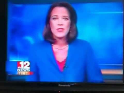 West Virginia local news mishap