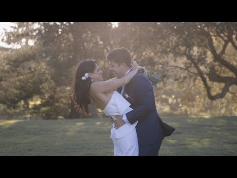 Northern Beaches Wedding Video - Zoe & Srdjan - The Boathouse Palm Beach