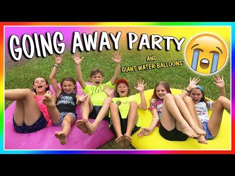 UNSERE GEHENDE PARTY! 😭 | Wir sind die Davis