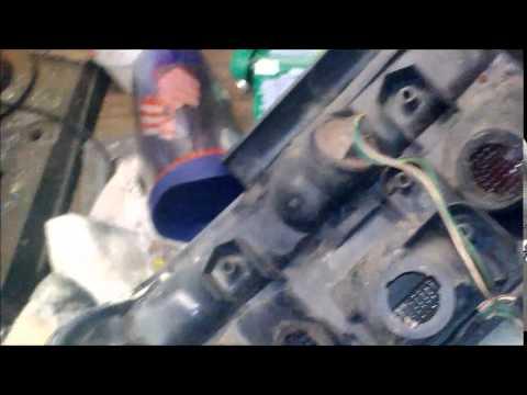 Toyota Corolla brake lights dont work (repair) - YouTube