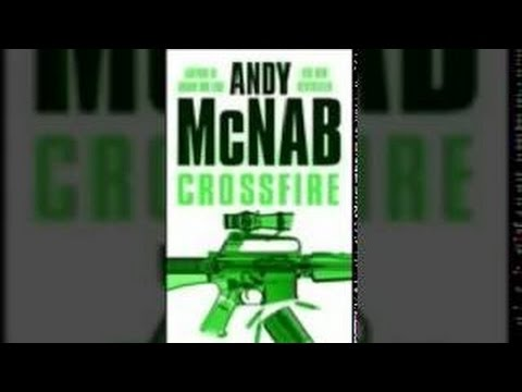 Andy McNab - Crossfire Audiobook: