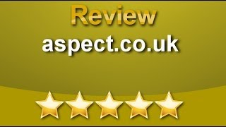 Aspect.co.uk London Superb Five Star Review By Jane, T.