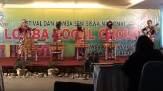 Vocal Group Bali (FLS2N 2013)