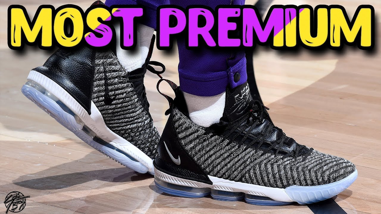 Top 5 Most Premium Basketball Shoes