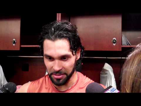 Angel Pagan on getting punched by his teammates