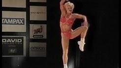 FISAF Sports Aerobics World Champion 1999 Tuuli Matinsalo
