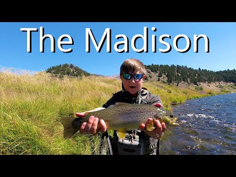 WBD - The Madison Fly Fishing Euro Nymphing