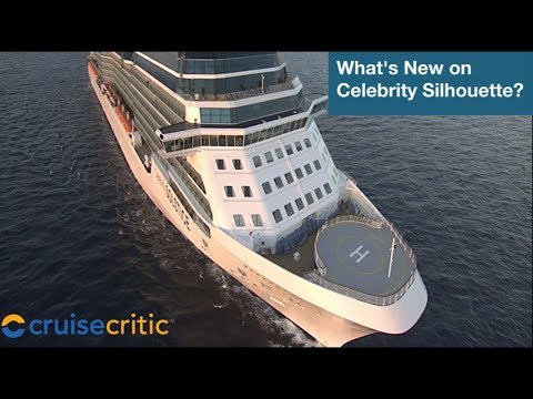 What's New on Celebrity Silhouette? - Video