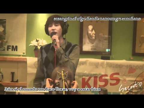 Kyuhyun - Hope Is A Dream That Never Sleeps (sub español)