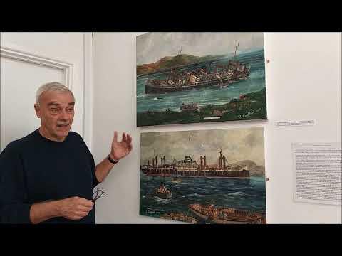 A Brilliant Legacy  Newport Artist Bill Coughlan, Maritime Artworks