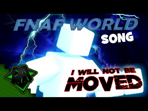 Song i will not be moved
