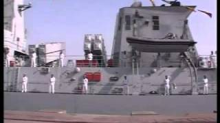 Commissioning of Third F-22P Frigate - PNS Saif [Sept 2010]