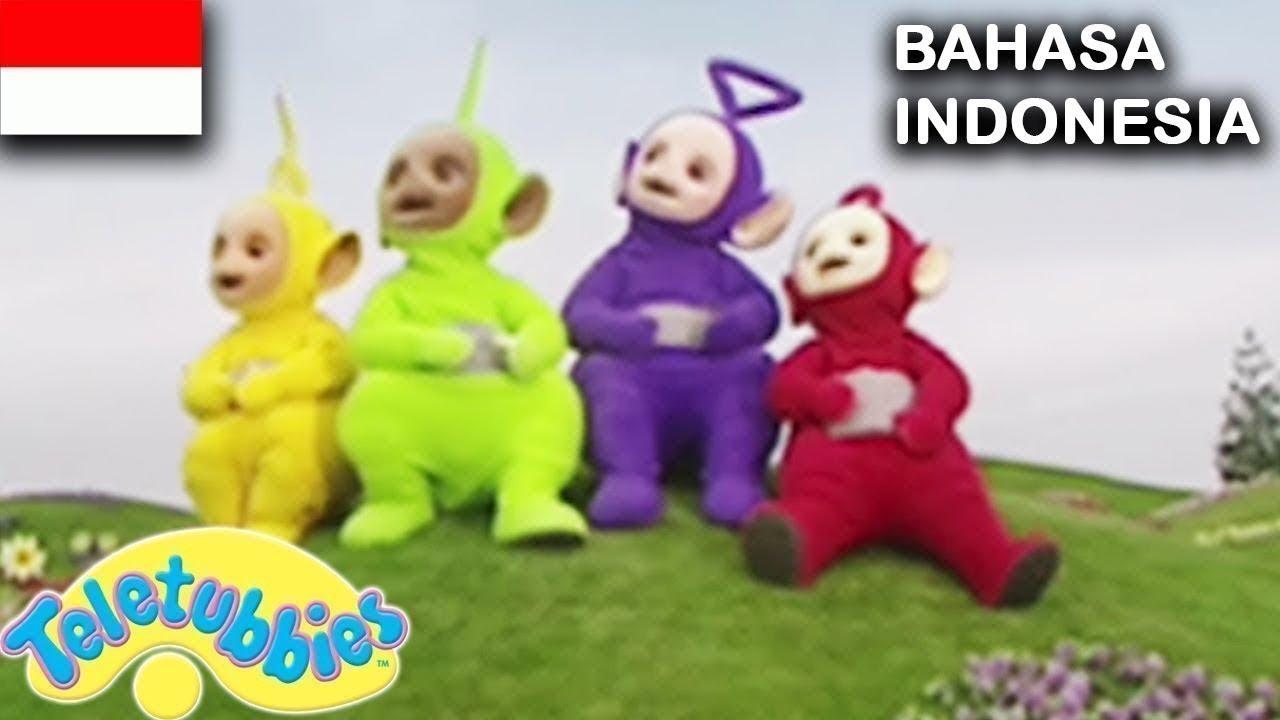 Teletubbies Bahasa Indonesia Klasik - Peternakan Mainan   Full Episode - HD   Kartun Lucu Anak-Anak