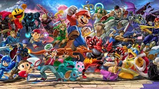 Smash Battle Arenas and Showdown to the side! come fight me!