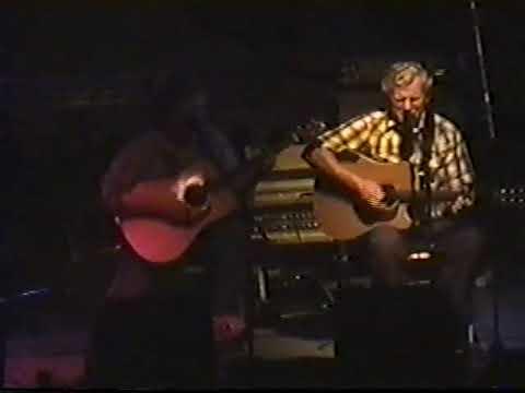 Doc Watson - Winterhawk Festival: Ancramdale, NY 7-17-97